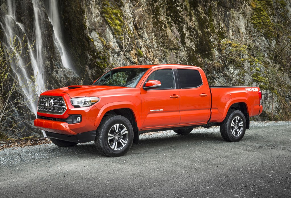 Toyota Tacoma Ardmore