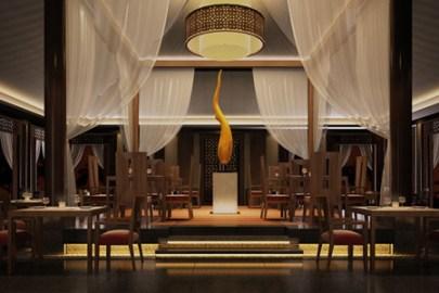 مطعم الزعفران
