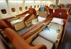 مقعد درجة رجال الأعمال، الطيران العماني