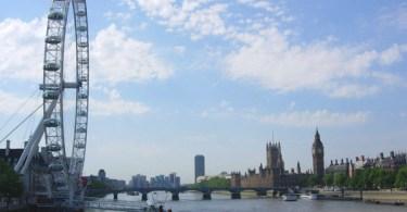 """ترتفع """"عين لندن"""" لـ 135 متر"""
