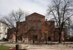 كاتدرائية القديسة صوفيا التي حملت المدينة اسمها