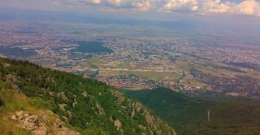 """صورة للعاصمة البلغارية الجميلة """"صوفيا"""""""