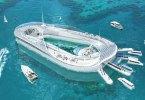 تصميم فندق تحت الماء في الصين