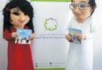 شخصيات كرتونية تروّج لمتاحف الشارقة بمناسبة اليوم العالمي للمتاحف