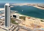 """فندق """"تماني المارينا"""" دبي يحوز جائزة """"افضل فندق صديق للبيئة"""" من جوائز السفر"""
