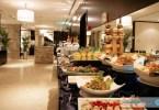 مطعم أوركيد بفندق وأجنحة رمادا عجمان