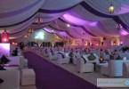 خيمة النادي الرمضانية