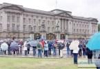 سياح عرب في لندن