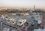 معرض القوارب المستعملة في مرسى خور دبي مارينا