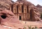 منطقة البتراء الأثرية