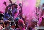 سباق الألوان في أبوظبي