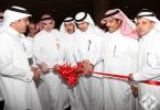 الخطوط السعودية تدشن صالتي الفرسان الداخلية والدولية في مطار الدمام