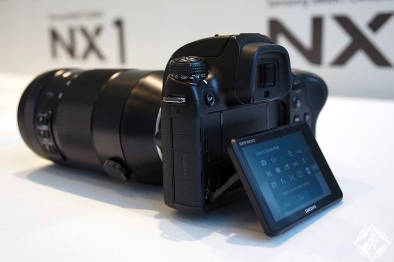 NX1 SMART Camera