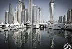 اليخوت الفاخرة معرض دبي للقوارب