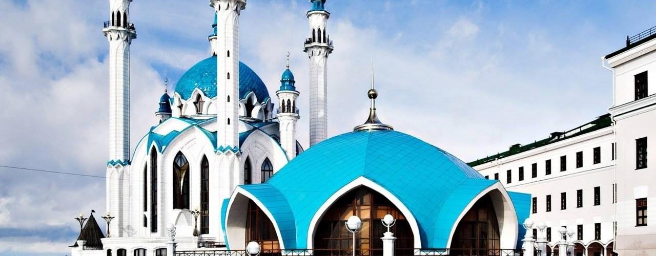 مسجد قازان ، روسيا