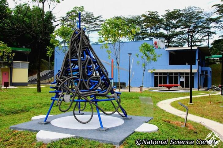 المركز الوطني للعلوم في ماليزيا