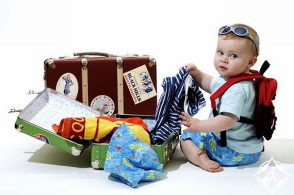 خطوات عليك اتباعها كي لا تفقد أطفالك في السفر