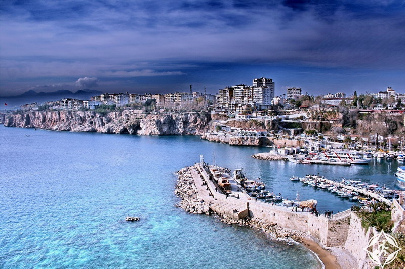 أين تذهب في مدينة أنطاليا ؟