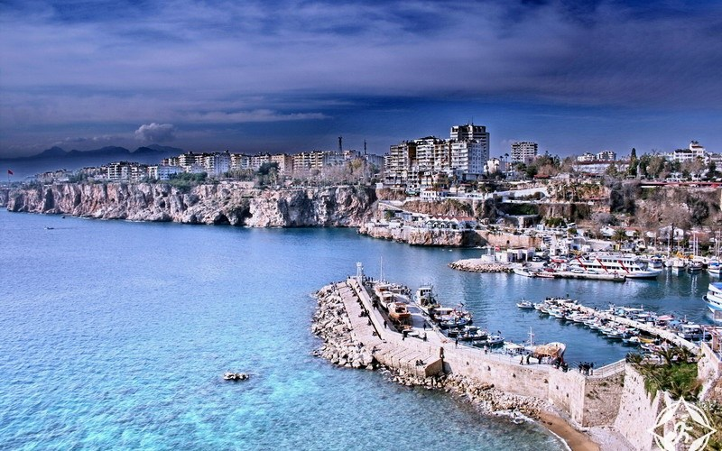 المعالم السياحية في أنطاليا