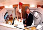طيران الإمارات درجة رجال الأعمال
