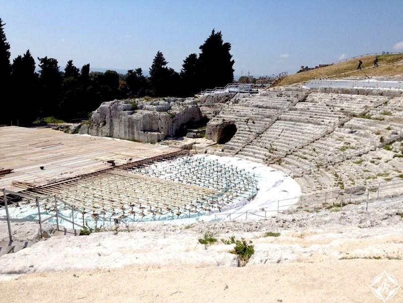 مسرح منطقة نيابوليس