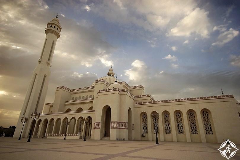 مسجد الفاتح الكبير في البحرين