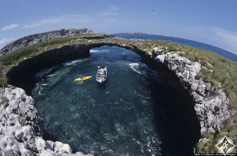 جزر ماريتا أجمل الأماكن في المكسيك