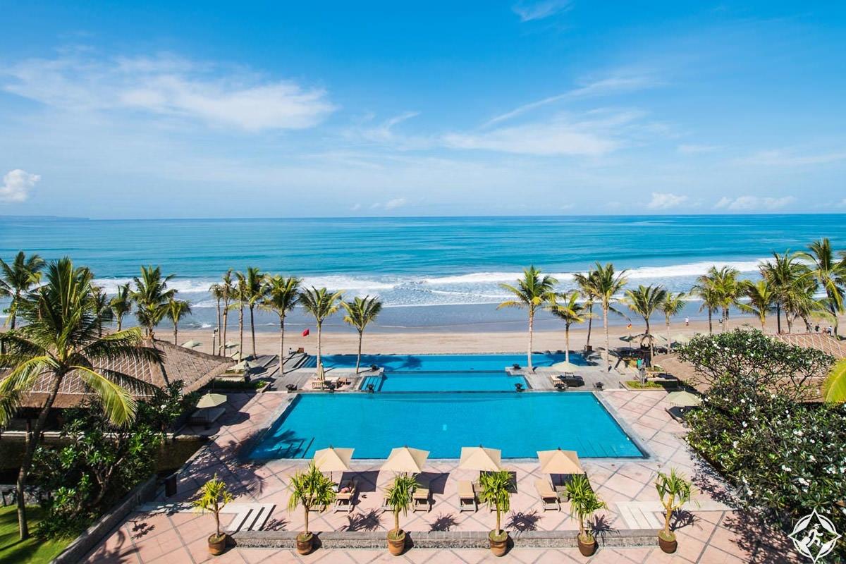 بالصور .. أفضل 10 فنادق فخمة في بالي