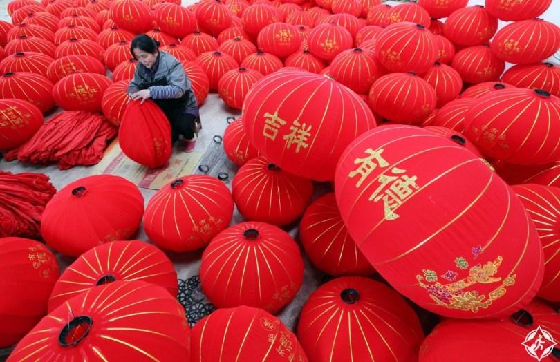 السنة الصينية الجديدة
