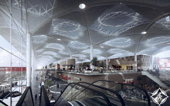 مطار اسطنبول الجديد4