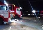 تحطم طائرة فلاي دبي