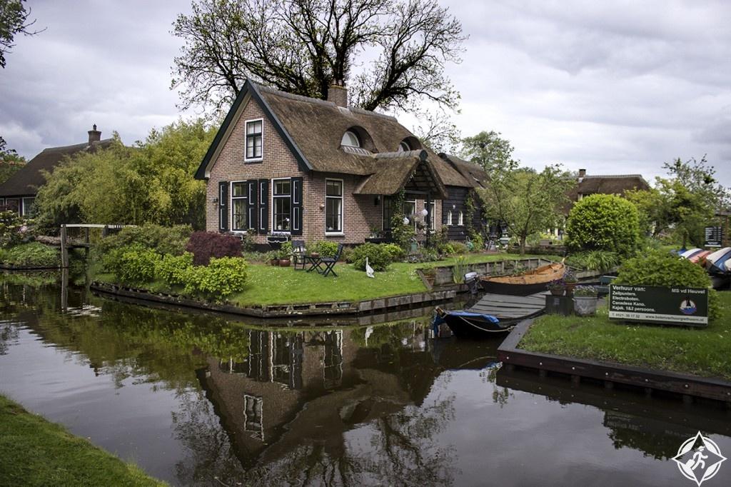 ماذا تزور عند السفر إلى هولندا ؟