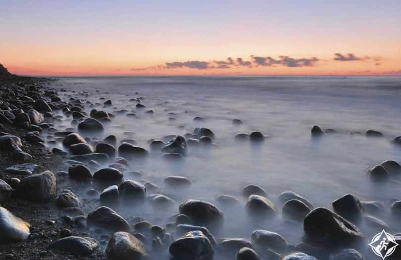 شواطىء بحر البلطيق في بولندا