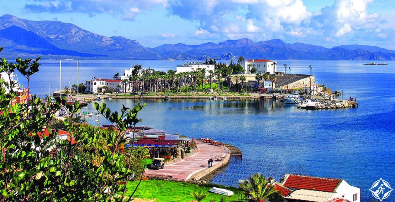 شبه جزيرة داتشا.. عندما تعشق السحر التركي
