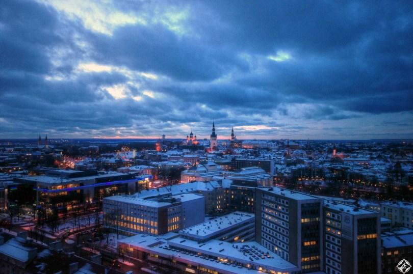 معالم الجذب في إستونيا