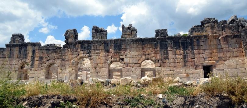 مدينة أفسس المتوسط الأثرية