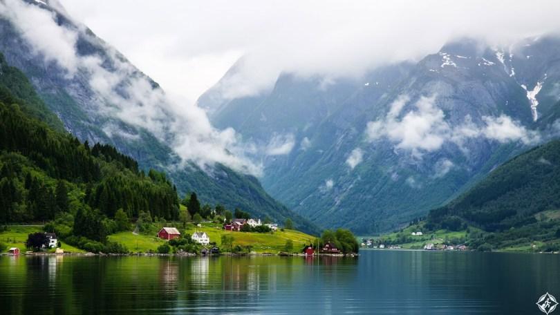 طبيعة النرويج