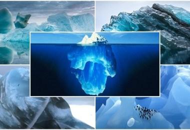 الجبال الجليدية
