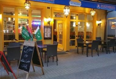مطاعم حلال في انترلاكن
