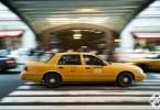 ركوب سيارات الأجرة