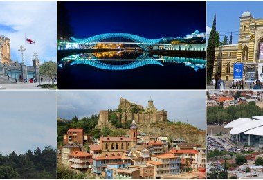 أفضل الأماكن السياحية في تبليسي