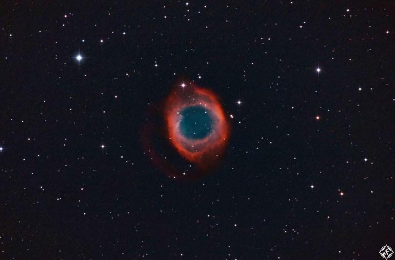 أمريكا-أوهايو-سديم هيليكس-أجمل صور الفضاء