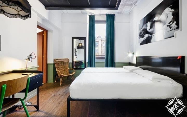 إيطاليا-روما-فندق جينيرتور-فنادق تم افتتاحها في 2016