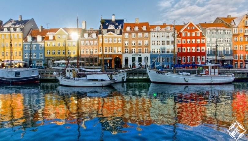 الدنمارك-كوبنهاغن-مدينة كوبنهاغن-أجمل مدن الدنمارك