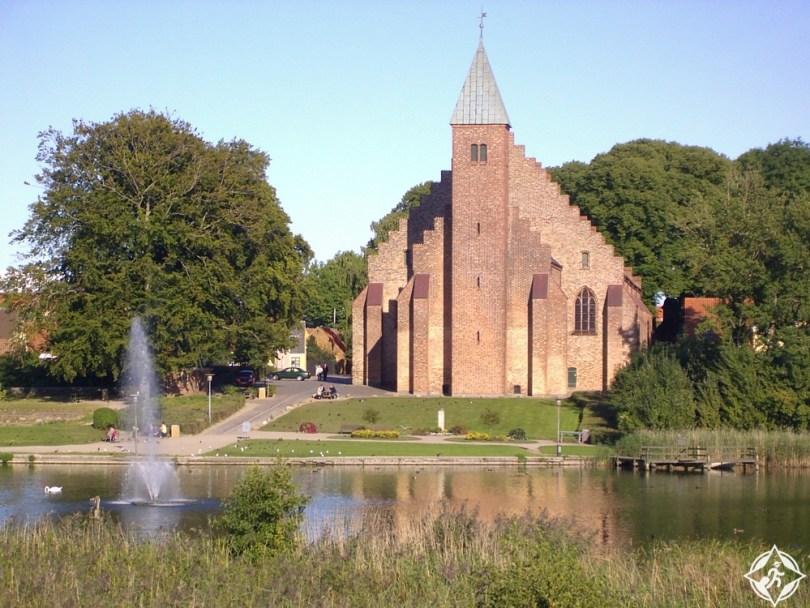 الدنمارك-ماريبو-دير ماريبو-أجمل مدن الدنمارك