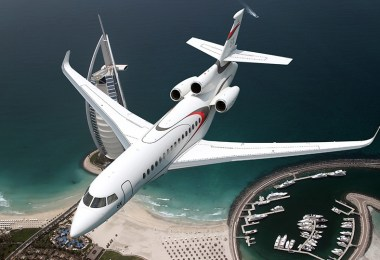 أفضل الوجهات العربية للطائرات الخاصة