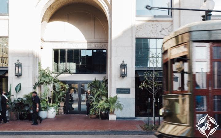 الولايات المتحدة الأمريكية-نيو أورليانز-آس هوتيل-فنادق تم افتتاحها في 2016