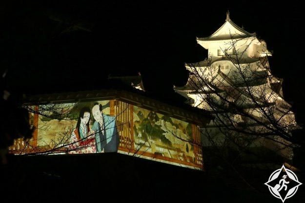 اليابان-كيوتو-قلعة هيميجي التاريخية-صور الأسبوع