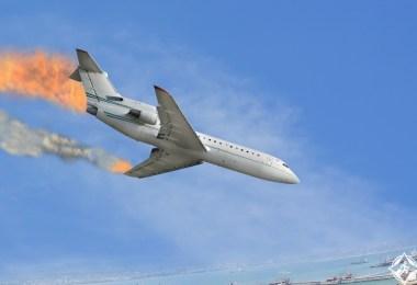 حوادث الطيران في 2016