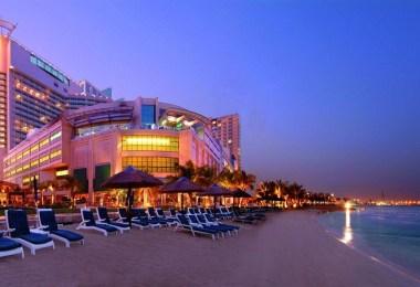 فندق شاطئ روتانا أبوظبي